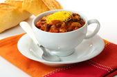 Delicious Chili — Stock Photo