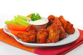 Buffalo Wings — Stockfoto