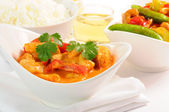 Thai Curry Chicken — Foto Stock