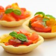 Italian Style Appetizer — Stock Photo