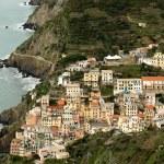 Riomaggiore, Cinque Terre, Italy — Stock Photo #2225649