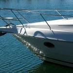 łuk łódź — Zdjęcie stockowe