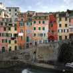 Riomaggiore, Cinque Terre, Italy — Stock Photo #2225675