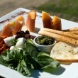 Antipasto Platter — Stock Photo