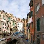 Riomaggiore, Cinque Terre, Italy — Stock Photo #2225694