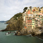 Riomaggiore, Cinque Terre, Italy — Stock Photo #2225755