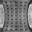 Stock Photo: arc de triomphe ceiling