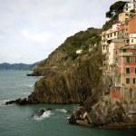 Riomaggiore, Cinque Terre, Italy — Stock Photo #2225772