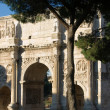 Royalty-Free Stock Photo: Arch of Constantine