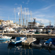 Stock Photo: Monte Carlo Marina