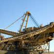 Stock Photo: Coal Loader