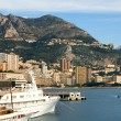 Luxury Boats, Monte Carlo, Monaco — Stock Photo