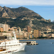 Luxury Boats, Monte Carlo, Monaco - Stock Photo