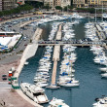 Monte Carlo Marina — Stock Photo