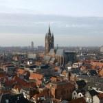 Постер, плакат: View of Delft