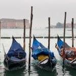 Venetian Gondolas — Stock Photo #2229541