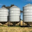 Grain Silos — Stock Photo #2229886