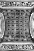 Arc de Triomphe Ceiling — Stock Photo