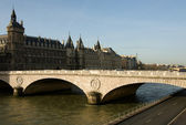 Bridge on the Seine — Stock Photo