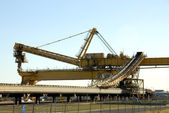 Coal Loader — Stock Photo