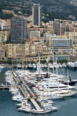 Monte Carlo Marina — Stock Photo