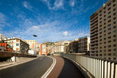 City Scene, Monte Carlo, Monaco — Stock Photo