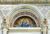 Mosaic, Pisa Cathedral, Italy — Stock Photo