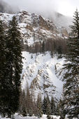 Dolomites Scene — Стоковое фото