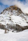 Dolomites Scene — Stock Photo