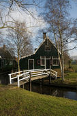 Dutch House — Stock Photo
