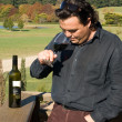 The Winemaker — Stock Photo