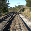 Railway Tracks — Stock Photo #2232201