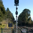 Railway Signal — Stock Photo