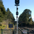 Stock Photo: Railway Signal