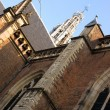 St Bavo's Church — Stock Photo