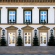 Luxembourg Town Hall — Stock Photo