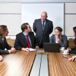Royalty-Free Stock Photo: Management Meeting