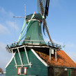 Dutch Windmill — Stock Photo #2237627