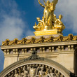 Paris Opera House Sculpture — Stock Photo