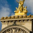 Paris Opera House Sculpture — Stock Photo #2238547