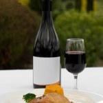Food & Wine — Stock Photo