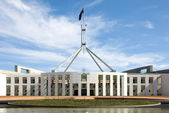 Parliament House, Canberra, Australia — Stock Photo