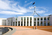 Parliament House, Canberra, Australia — Stock Photo