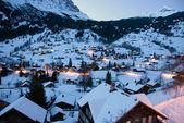 Grindelwald - suíça — Foto Stock