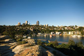 Berrys Bay, Sydney Harbour, Australia — Stock Photo