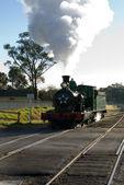 Steam Engine — Stock Photo