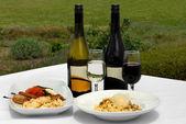 Food & Wine — Foto de Stock