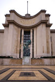 Palais de Chaillot — Stock Photo