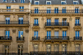 Parisian Architecture — Stock Photo