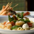 Prawns with Chilli and Penne — Stock Photo #2240032
